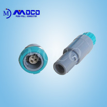 The P series self-latching circular plastic connectors for tent