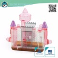 Rectangle Plastic Dream Castle new premium Small Animal Cages Hamster Cage
