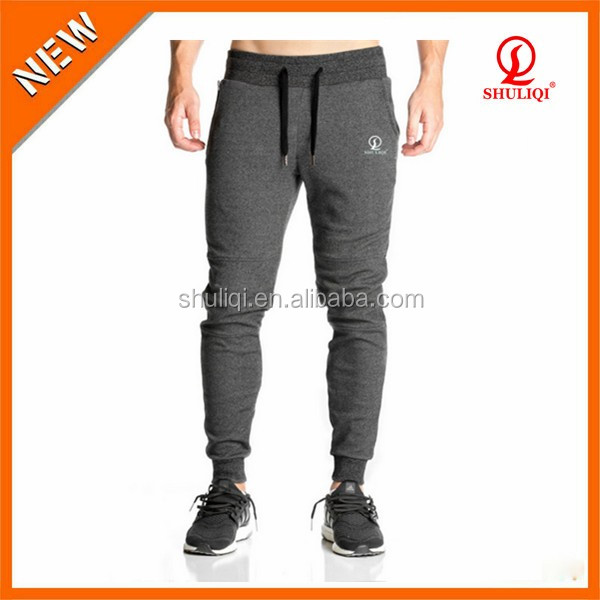 Cotton sweatpants harem fashion jogger pants men wholesale offer custom service SHULIQI