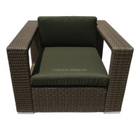 2015 Modern Designs Sofa Chair Outdoor Rattan Garden Furniture