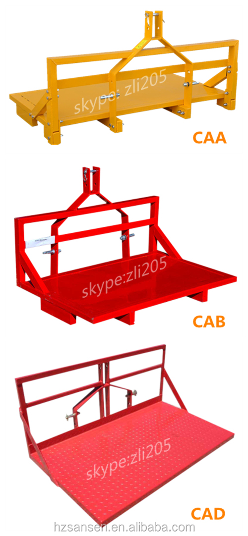 Tractor Carry All Box : Point carry alls for tractors tractor mounted carrier