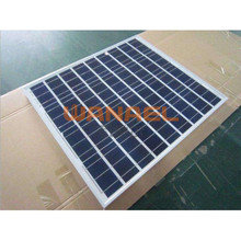 Green Power Station 2017 Highest Efficiency Wanael 100W Poly Solar Panel
