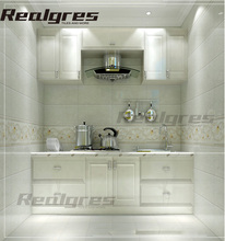 Textured white glossy ceramic wall tiles bathroom tile