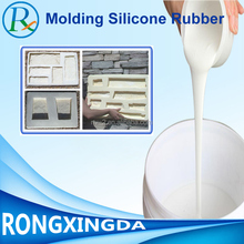 liquid silicone of silicone Column marble pillar Roman column mold making rubber