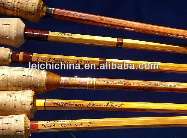 wholesale chinese bamboo fly fishing rods