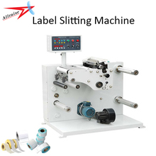 Automatic Adhesive Tape Slitting Machine, Plastic PET Film Bopp Tape Slitting Machine, Slitting Rewinder