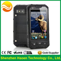 Cheap Android waterproof Phone ip68 Mobile Phone NFC Wifi Bluetooth 3G Rugged Cellphone