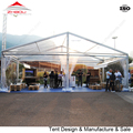 High-end factory sale 10x5m outdoor marquee party tent