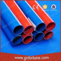Plastic PVC Pipe Red Building Pipe Manufacturers