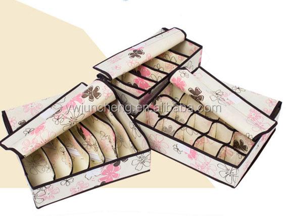 Ruso calcetines y ropa interior de cajas de almacenamiento plegable organizador de armario buy - Organizador de ropa interior ...