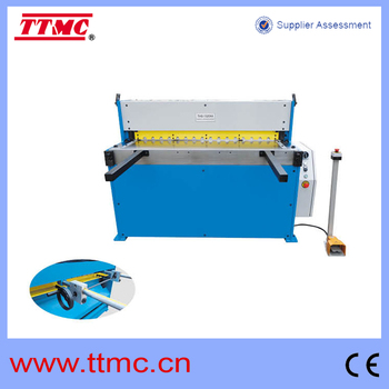 THS-1320X2.5 TTMC hydraulic shear machine