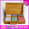 300 Pcs Wooden Poker Chip Sets poker set KT29115
