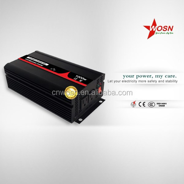 1000W solar home lighting system 1KW mpp inverter