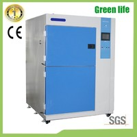 Thermal Shock Test Chamber According to IEC Standards to Measure Aviation, Air Space, Electronic Components