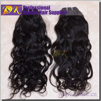 DK wholesale factory cheap price high quality remy virgin real raw indian curly hair for sale