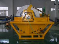 Ceramic disc filter for processing,for ore benefication