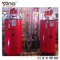 0.06-6MW Kcal/h Domestic Oil Fired Hot Water Boiler For Hotel