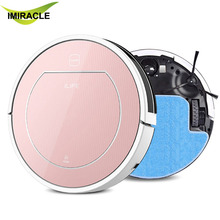 Hot Selling ILIFE V7S Pro Mop Robot Vacuum Cleaner For Home Clean with Water Tank