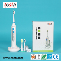 MAF8120 TESLA manufacturer buy patent magnetic suspension motor sonic electric toothbrush