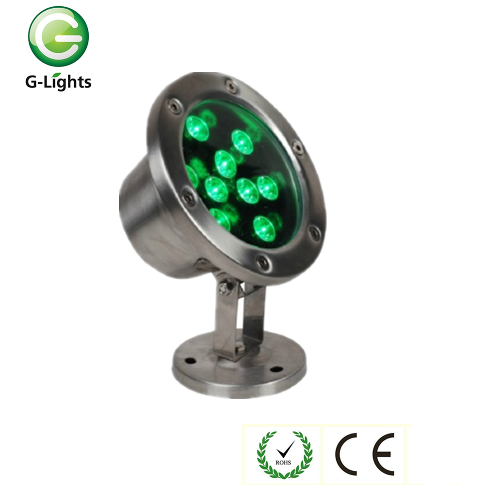 underwater aquarium light led swimming pool underwater light
