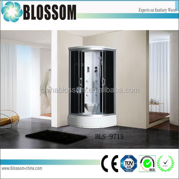 china beste qualit t glaswand infrarot sauna kombination 2 personen duschkabine dusche zimmer. Black Bedroom Furniture Sets. Home Design Ideas