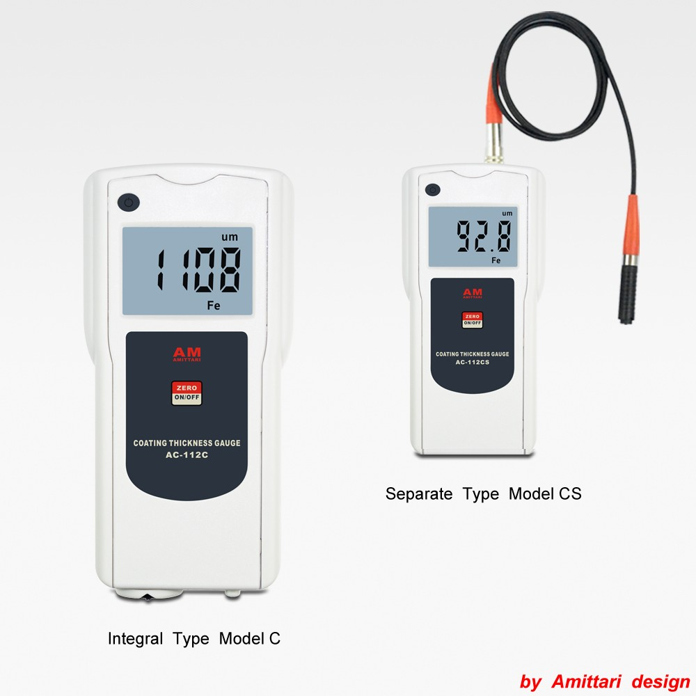 Portable mini Digital Chrome coating thickness gauge Car paint tester