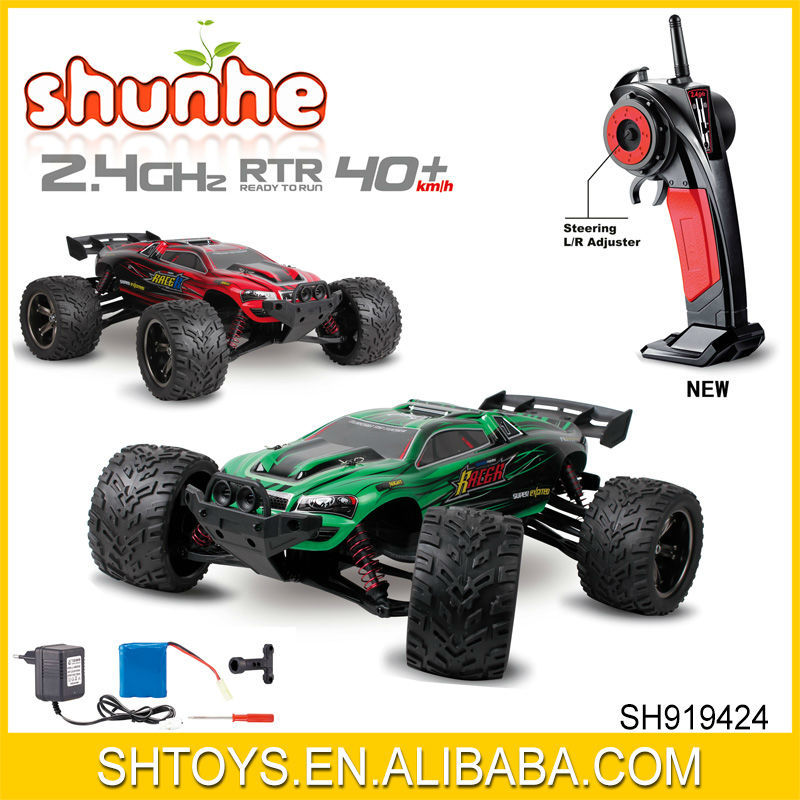 Powerful Full Function Rc Toy Monster Truck,High Spedd ...