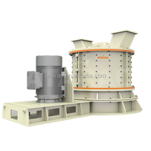 2017 Hot Sale PFL Series vertical compound Complex crusher for artificial aggregates cement raw material limestone