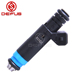 High Impedance 835CC 1000CC 1300CC 1600CC Car Fuel Injector For Ford GM V8 LT1 OEM FI114991 Nozzle