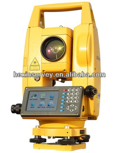 China best total station South brand NTS372R types of total station