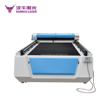 Carpet ,jean,fabric ,auto feeding co2 laser cutting machine 1325 high power