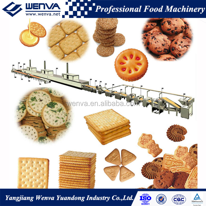 Industrial machinery production line dough sheeter automatic machine