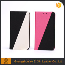 2017 OEM ODM design new leather phone case mobile for samsung s8