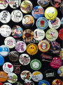 Button Badge - 25, 35, 45, 55, 75mm