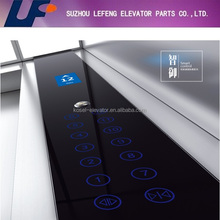 touch elevator glass lop, touch elevator glass cop, touch lop