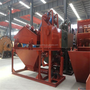 hot selling fine sand recycle machine price, river sand washing machine