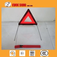 CCC CE TS16949 Standard Reflective Warning Triangle