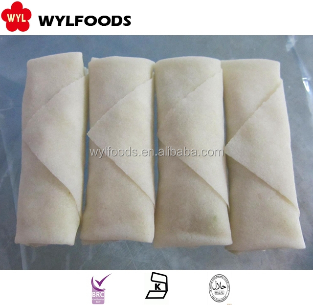 high quality handmade frozen spring roll best price