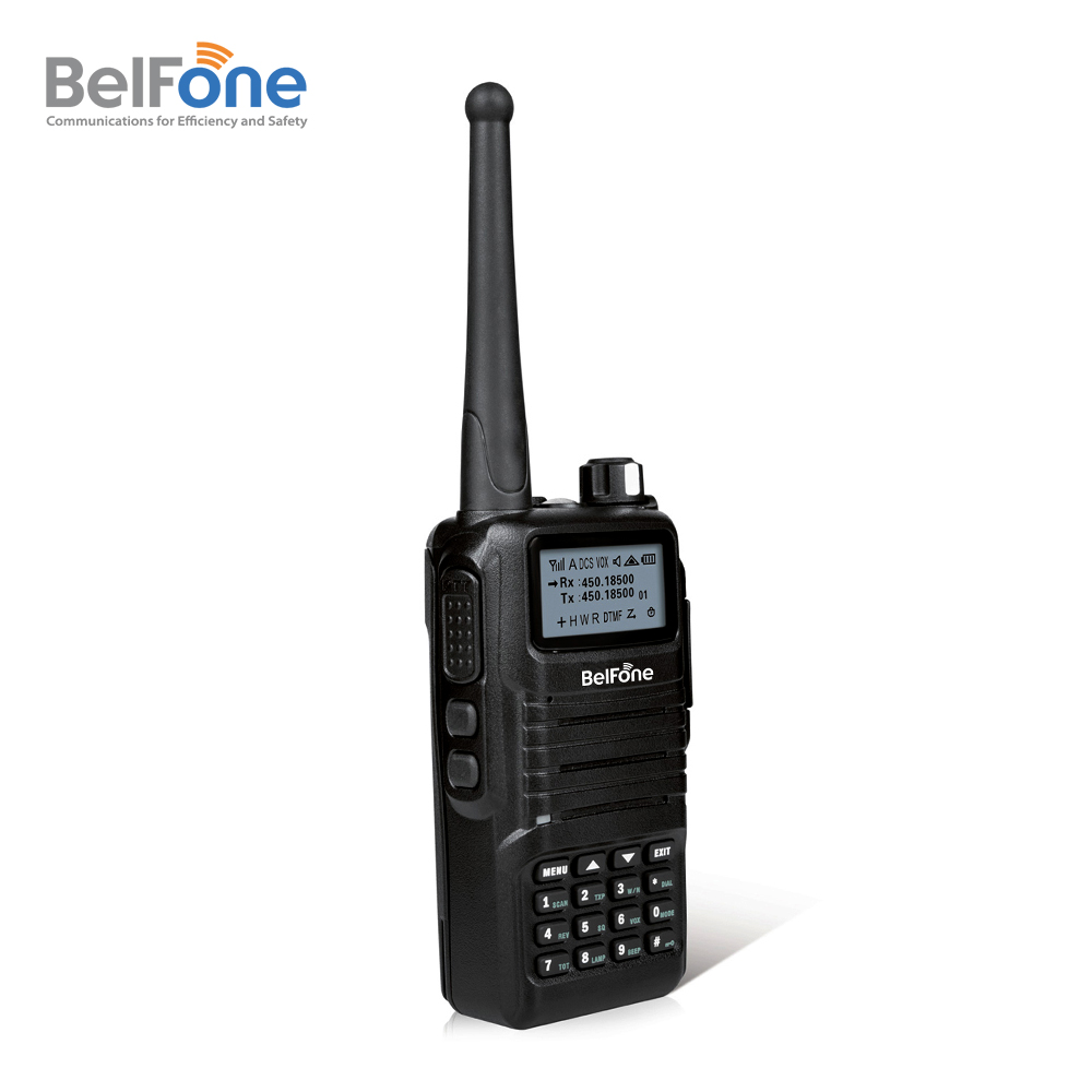 Wholesale waterproof cheap ham radio 5W two way radio for sale