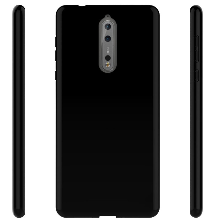 2017 Model High Quality Back TPU Gel Case For Nokia 8, For Nokia 8 Cover