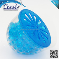 150g automatic crystal beads air freshener/diy car air freshener/eco-friendly beads air freshener