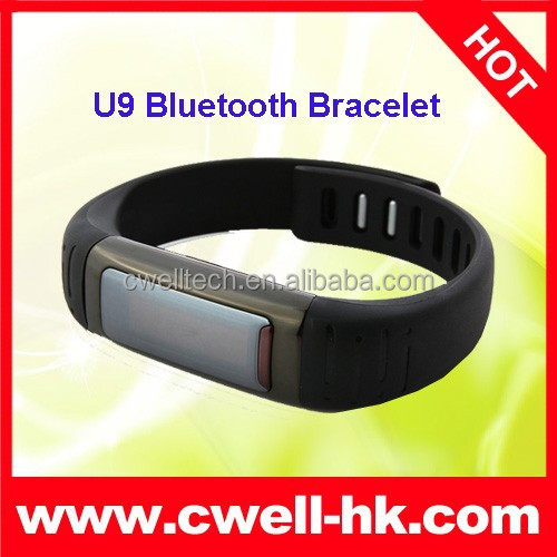 2014 Watch Wifi Bracelet Bluetooth For Samsung iPhone HTC LG Mobile Phone