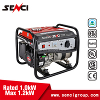 SC1250-I EPA CARB Approved 120V 60HZ 1KW Mini Electric Generator