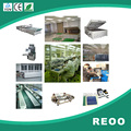 REOO 1MW solar panel production line for solar PV module manufacturing with turnkey basis