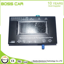 GPS Navigation &Video Interface in one module for AUDI A6L/A4L/A8/Q3/A7