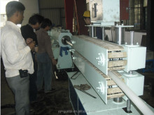 plastic material plastic machine pvc pipe machine made in china