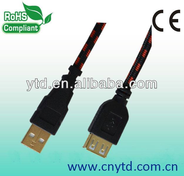 Usb long distance extention cable with best pirce data line