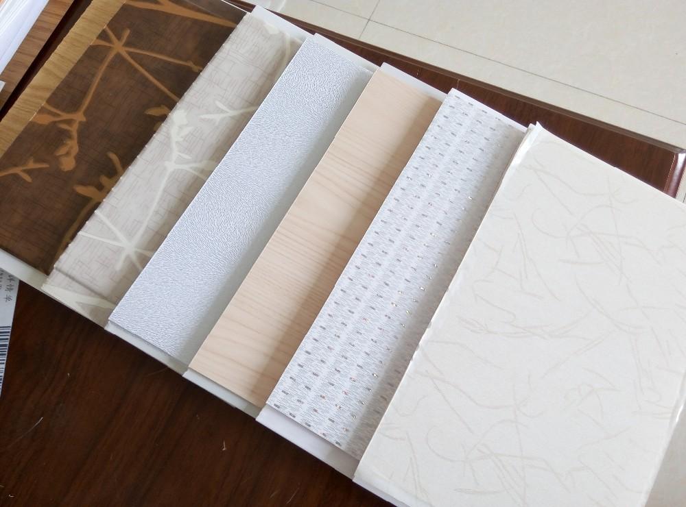 Pvc Wall Panels Exterior : Plastic pvc textured wall panels interior decorative