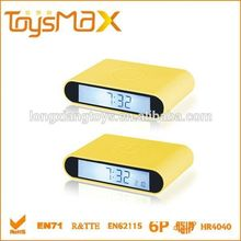 Fashionable creative retro flip clock