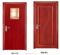mdf and plywood doors